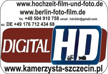 Studio Foto Video Kamerzysta Fotograf Szczecin